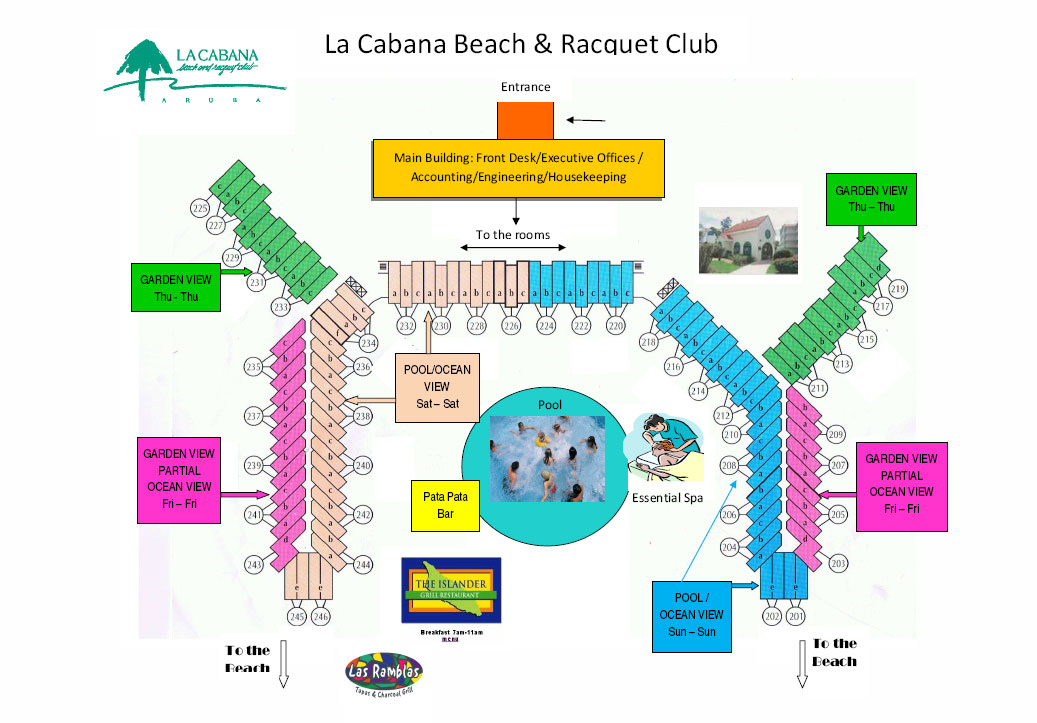 La Cabana Beach Resort and Casino (prev Beach and Racquet Club) image